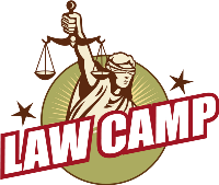 law camp logo