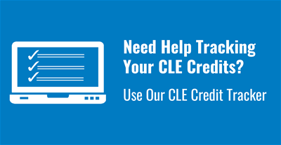 FREE CLE Credit Tracker