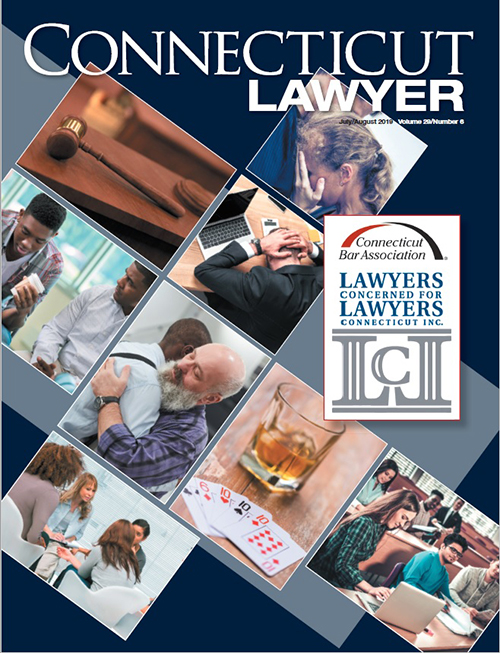 6 CT LAWMAG JulyAugust 2019 - Cover