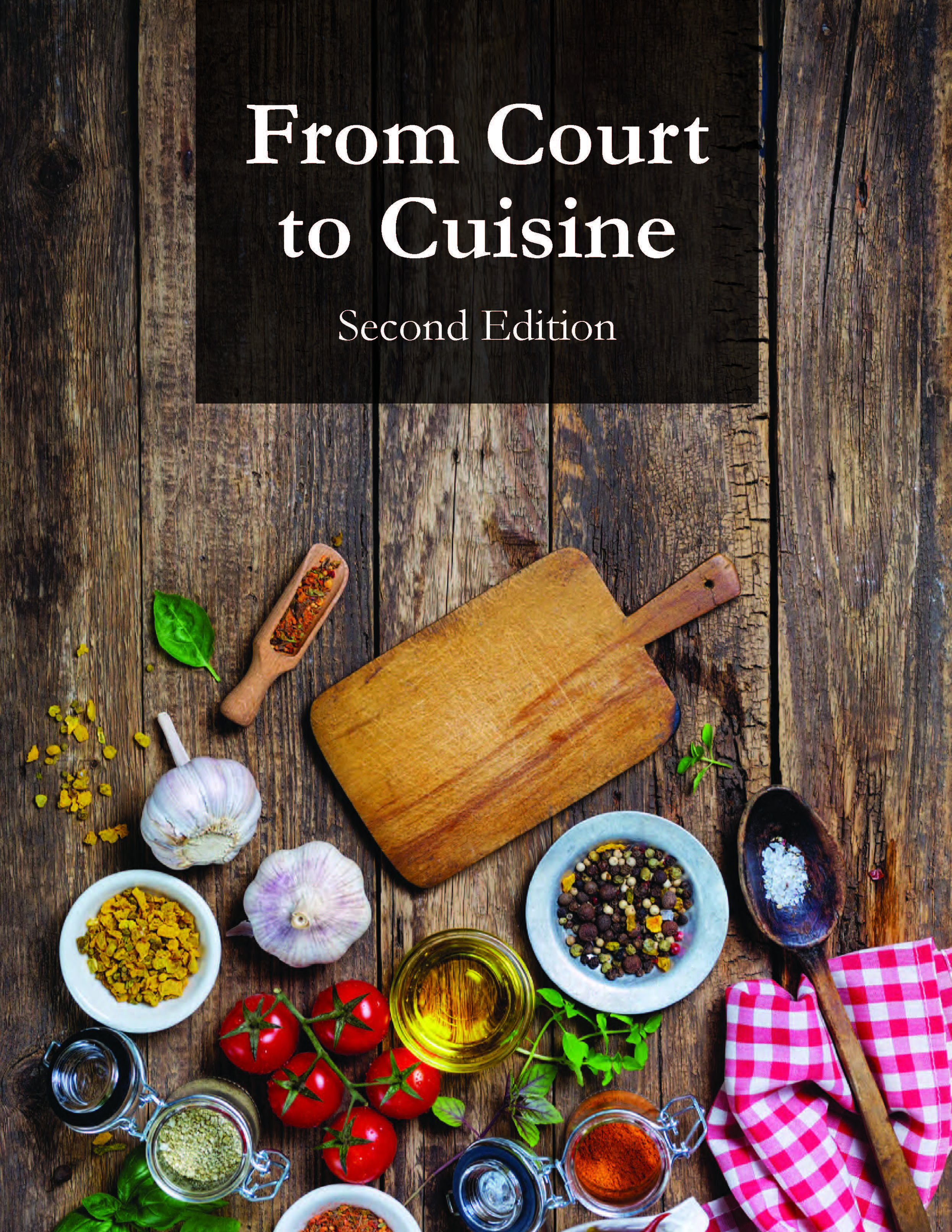 From Court to Cuisine 2 Cover